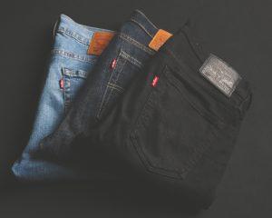 Mirai come loro Levi's jeans